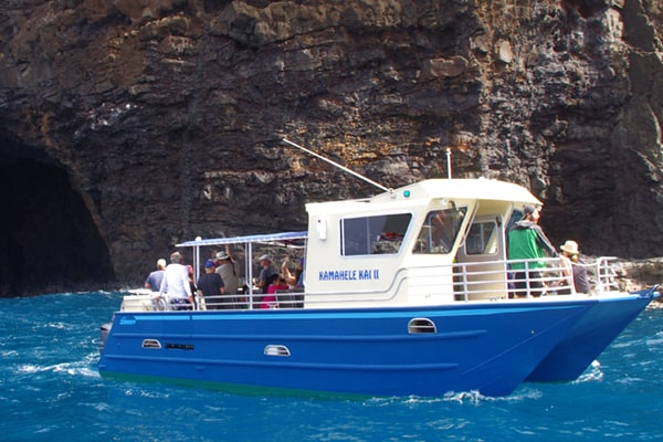 Napali Coast Boat Tour