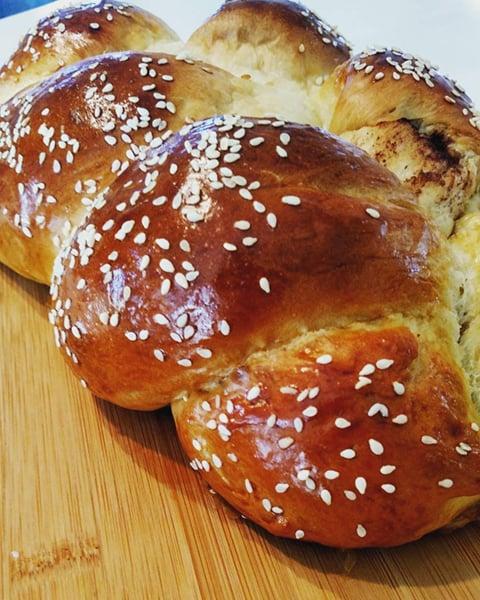 Kauai Private Cheff fresh baked bread