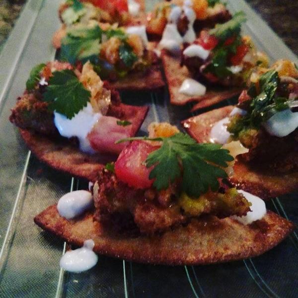 Kauai Private Cheff Gourmet Appetizer