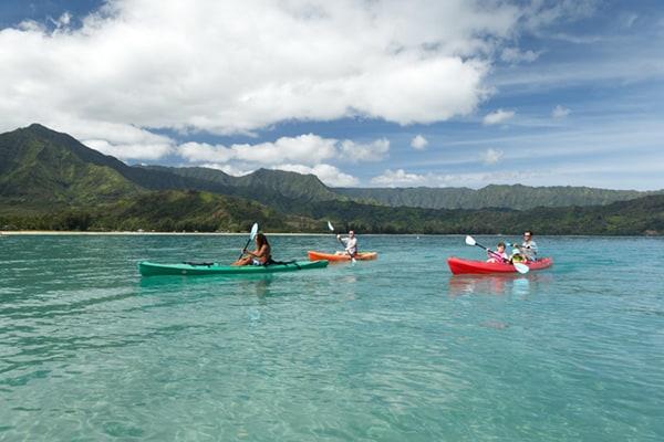 Kauai Ocean Kayak Tour