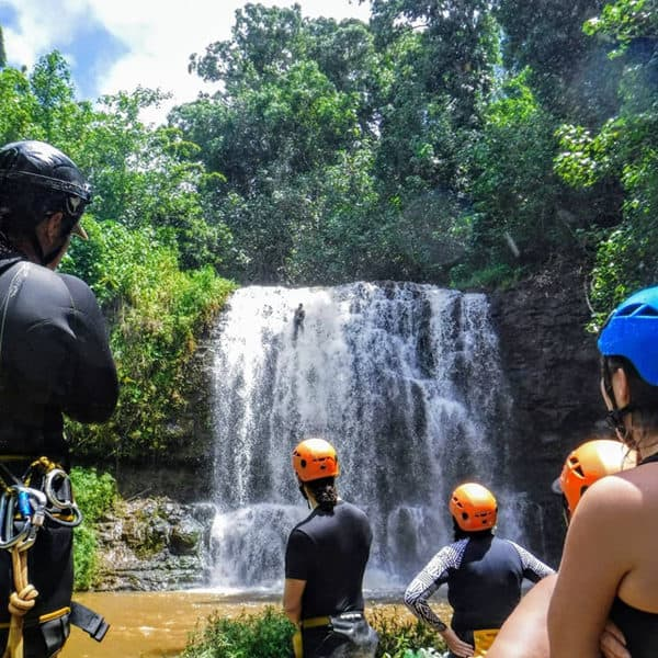 Kauai Rappel Adventure Tour