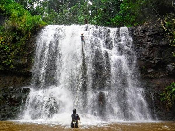 Kauai Rappel Adventure