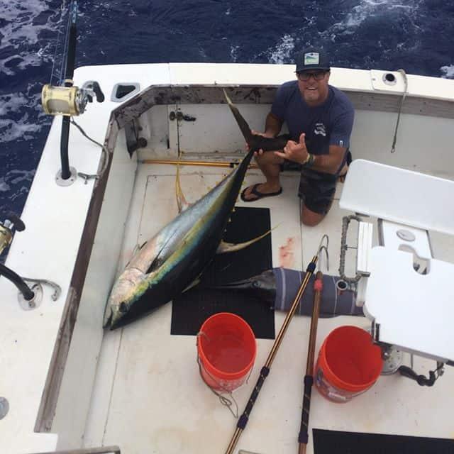 Sport Fishing Charter Kauai