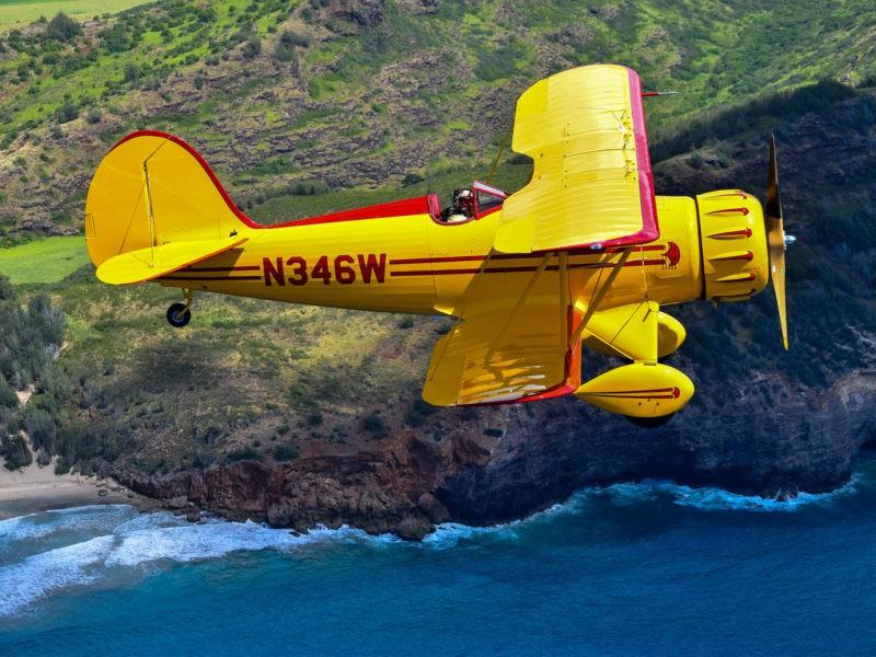 Fixed Wing Plane Tour Kauai 1