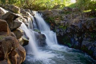 Hoopii Falls Trail