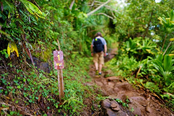 Private Hiking Guide through Kauai