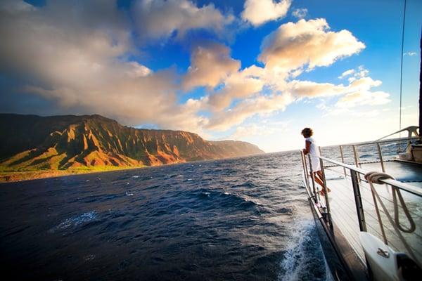 Napali Coast Sunset Cruise