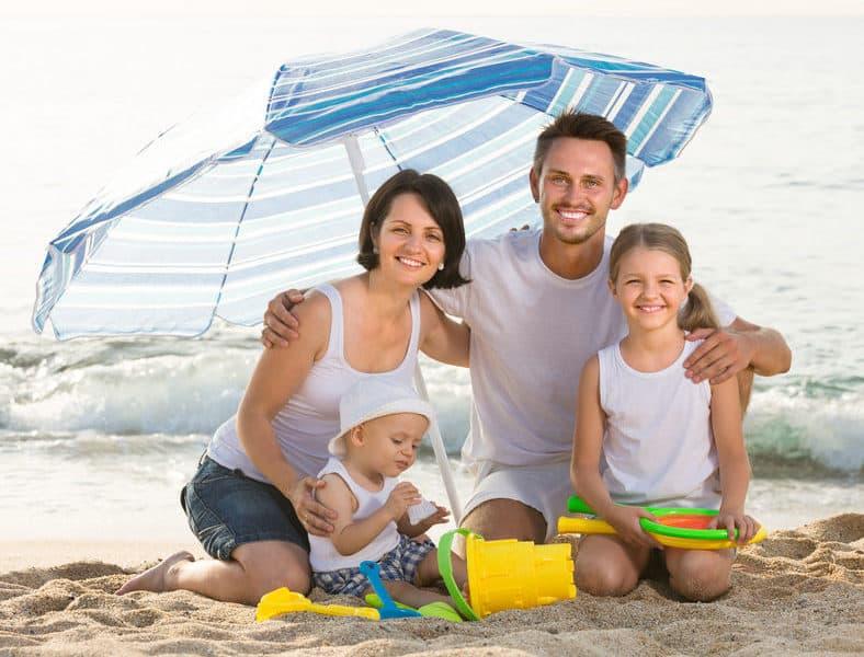 Kauai family photoshoot