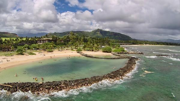 Lydgate Beach Kauai