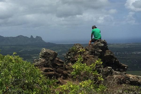 Sleeping Giant Trail Kauai
