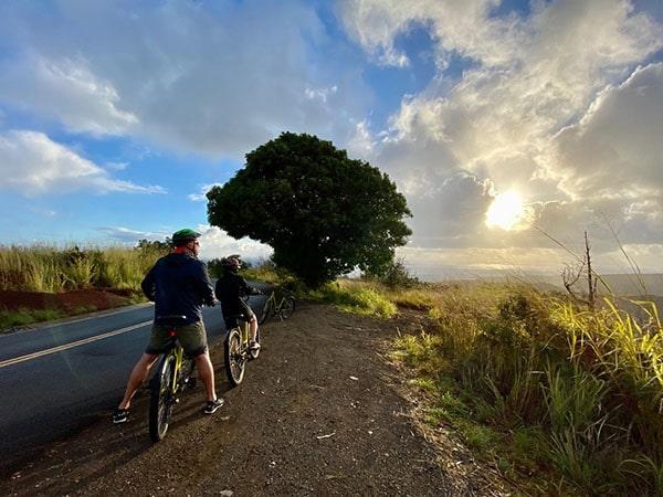 Downhill Bike Tour Kauai Waimea Canyon