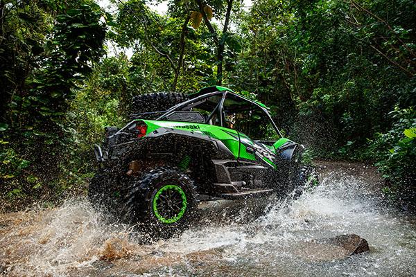 Kipu Adventures Waterfall ATV Tour